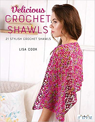 BK C Delicious Crochet Shawls