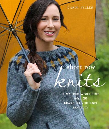 Book:  Short Row Knits Carol Feller
