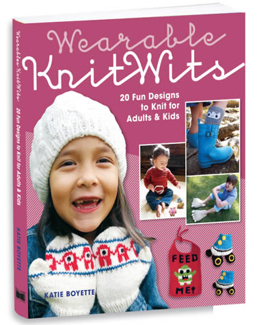 Wearable Knitwits book