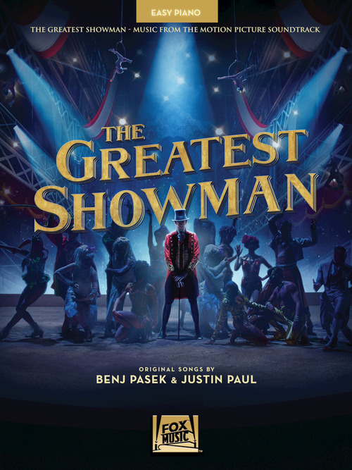 Greatest Showman, The - Easy Piano
