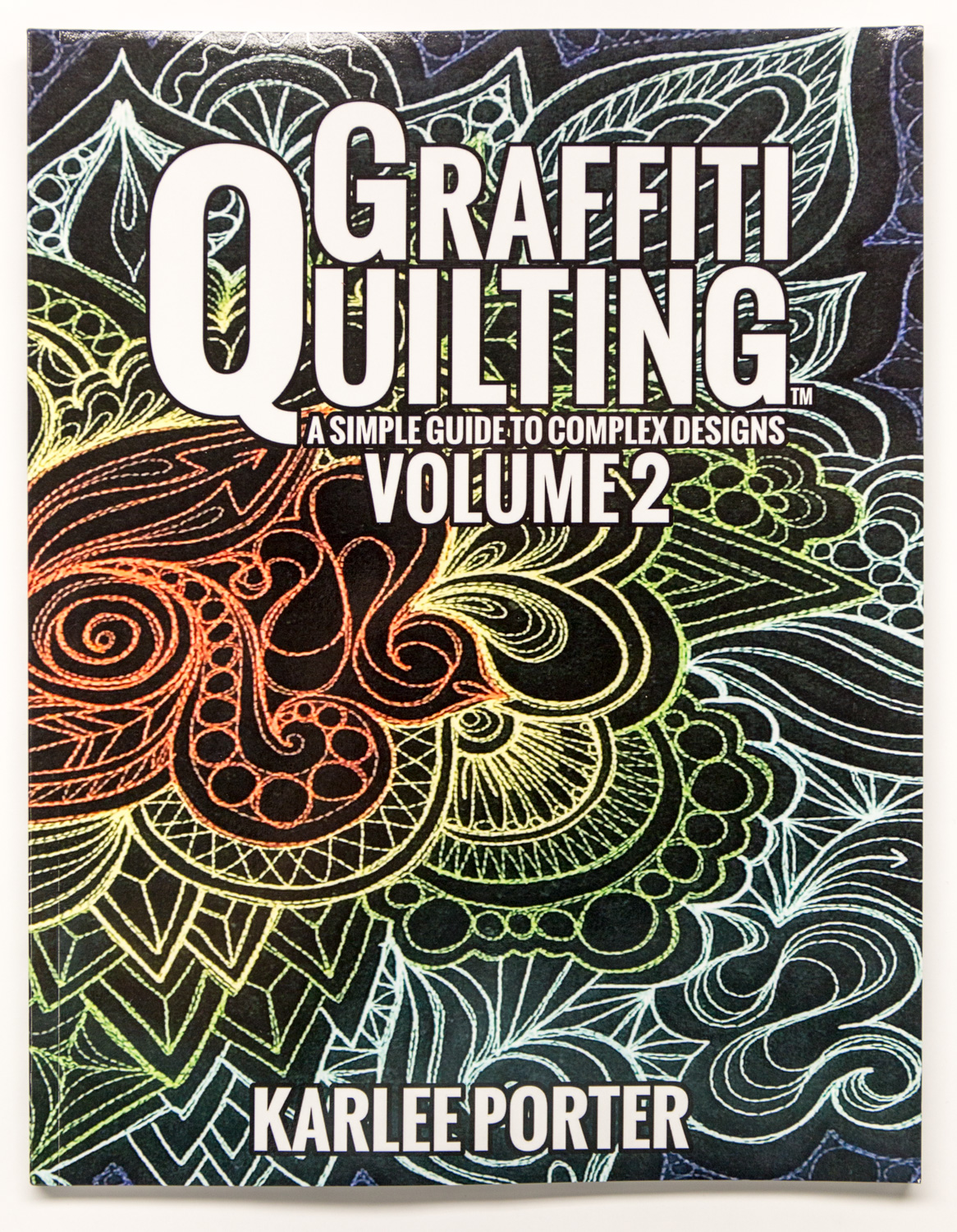 Graffiti Quilting Vol 2