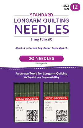 Handi Quilter Needles 12/80-R Sharp