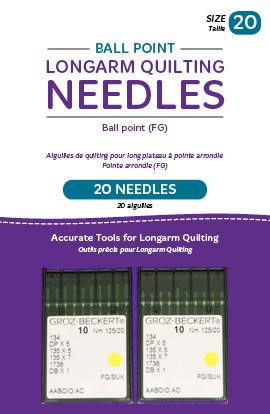 Ball Point Needles