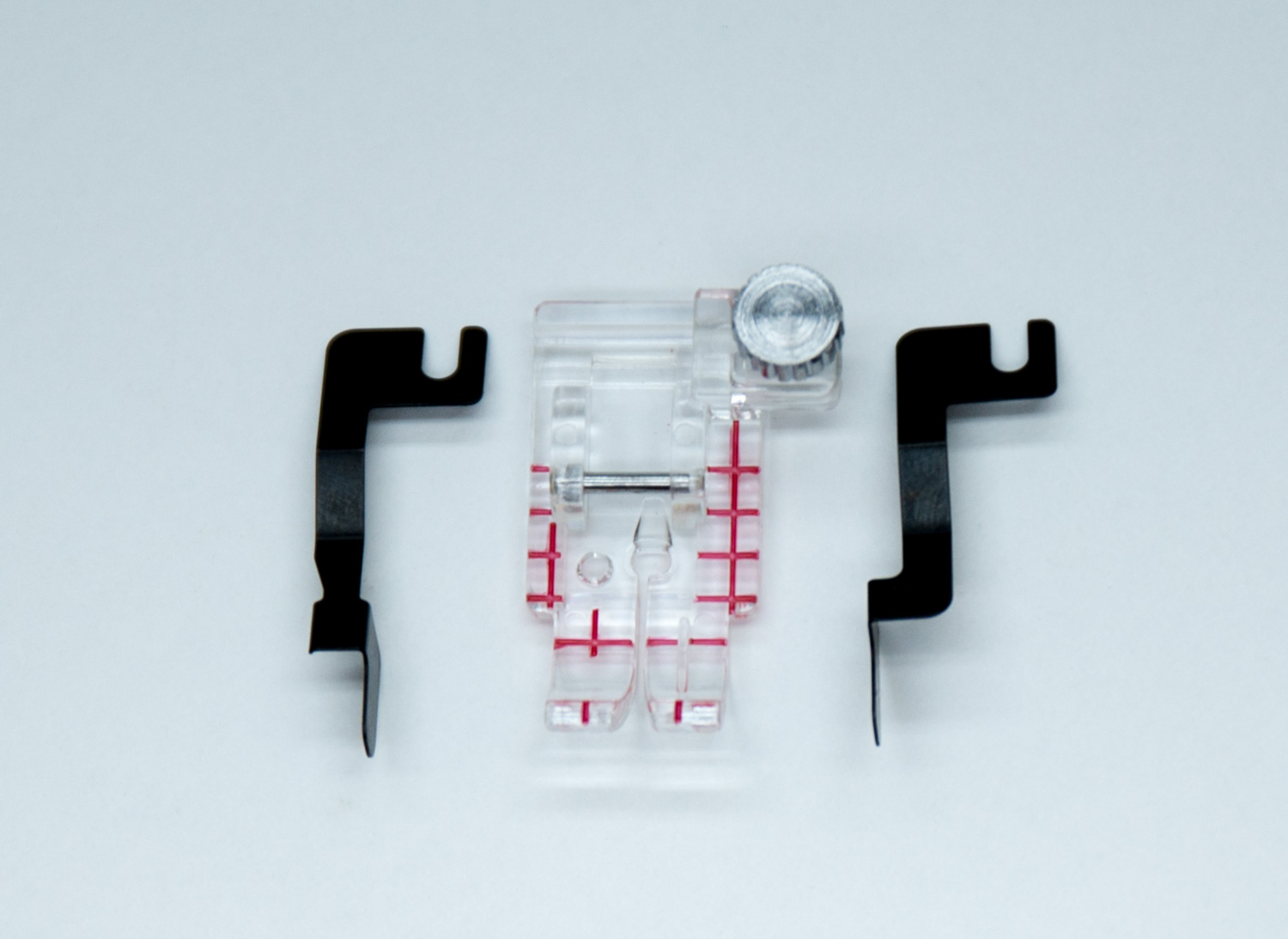 HQ Stitch Clear View Quilting Foot and Guide Set (210)