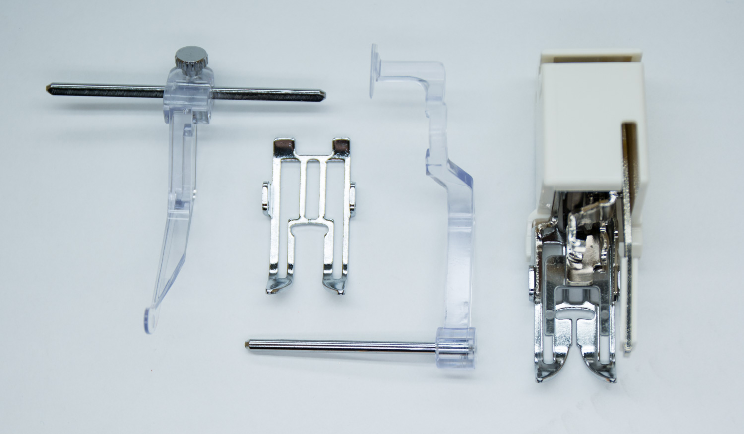 HQ Stitch Convertible Even-Feed Foot Set (210)