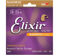 Elixir Acoustic Strings
