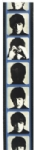 BEATLES-HARD DAYS NIGHT GUITAR STRAP