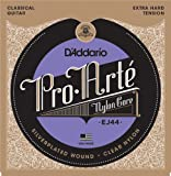D'Addario EJ44 Pro-Arte Nylon Classical Guitar Strings Extra Hard Tension