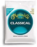 Martin Bronze Wound Classical Strings Plain End