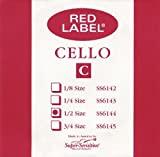 Red Label Single Cello C 1/2