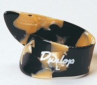 Dunlop Hvy Tip Thumbpick Calico Large
