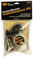 Herco Trombone Maintenance Kit - HE110