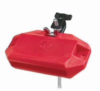 Latin Percussion Low Pitch Jam Block, Red