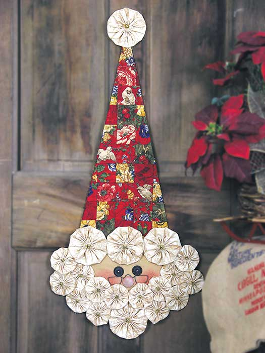 HH Vintage Yo Yo Santa Pattern Pak Plus