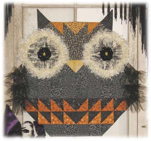 Hoot 'n' Annie Owl