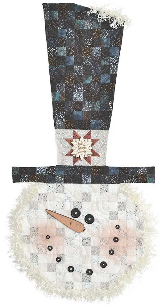 HH Blizzard Snowman Pattern Pak Plus