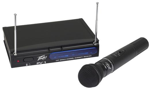 Peavey PV-1 Wireless System 923.700MHZ