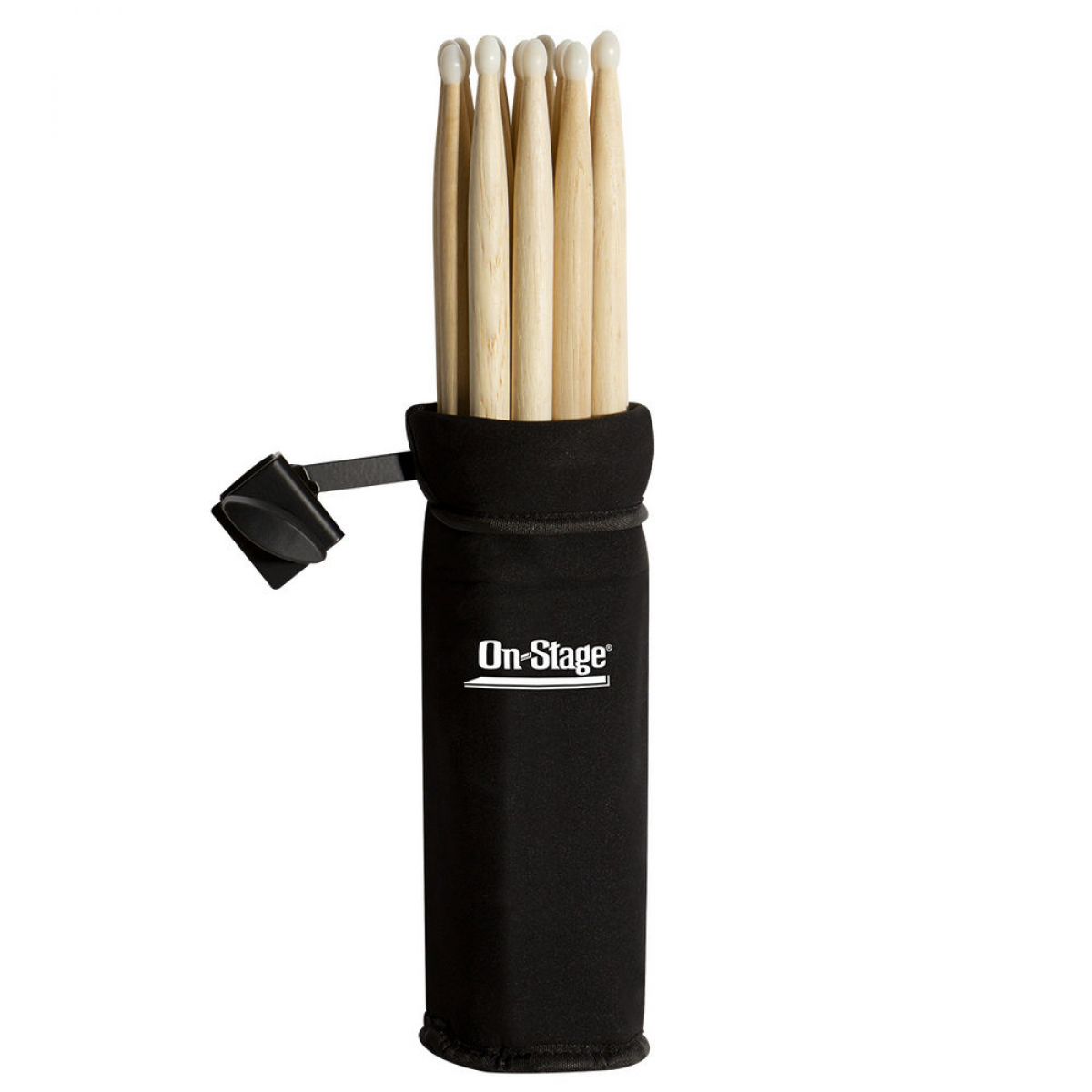 On Stage Clamp-On Drum Stick Holder