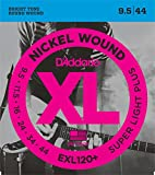 D'Addario EXL120+ Nickel Wound, Electric Strings, Super Light Plus
