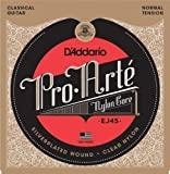 D'Addario EJ45 Pro-Arte Nylon Classical Guitar Strings Normal Tension