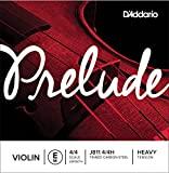 D'Addario 4/4 E Violin Prelude Med Tension