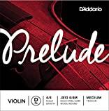 D'Addario Violin 4/4 D Med. Tension PRELUDE