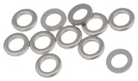 tension rod washers 12 pk