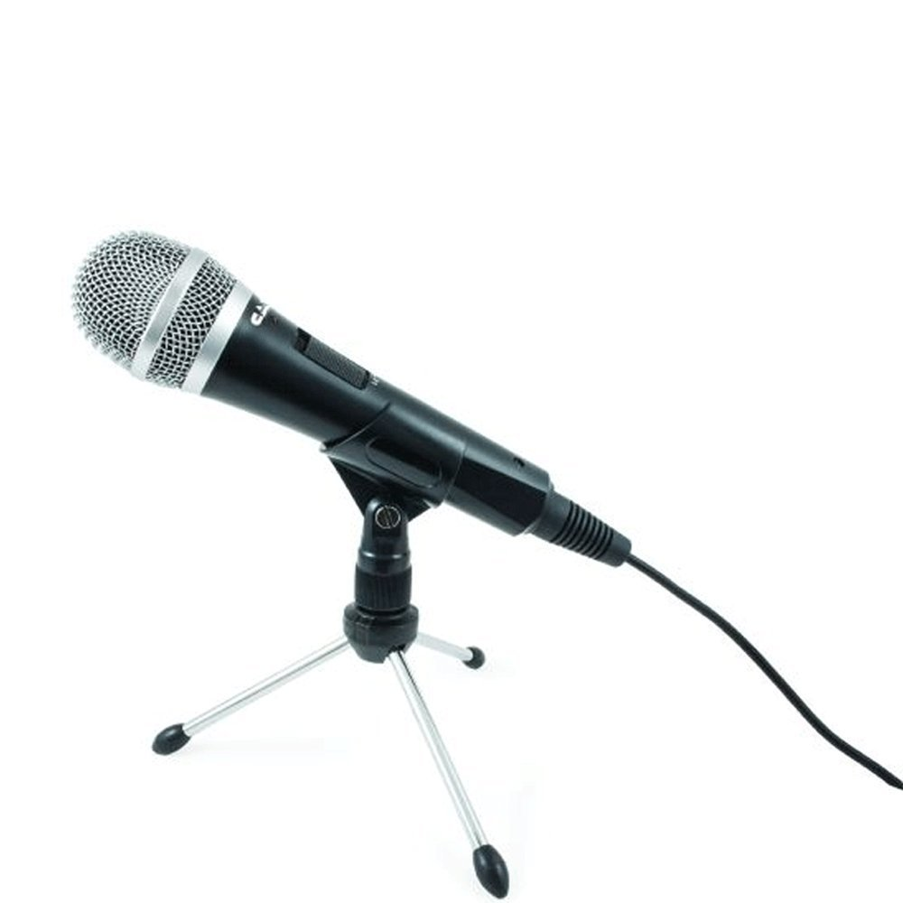 USB Cardioid Dynamic Handheld Microphone w/ Tripod Stand 10' USB Cable