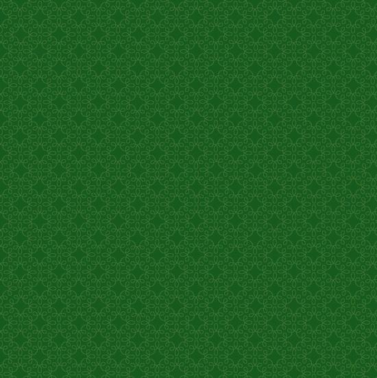 Modern Melody Basics Hunter Green Filagree Geo
