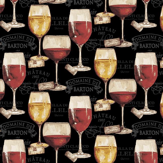 1353-99 WINE GLASSES
