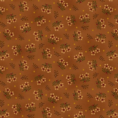 Wit & Wisdom Floral Sprays - Orange 1419-30