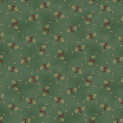 Wit & Wisdom Serpentine Swirls - Turquoise 1422-11