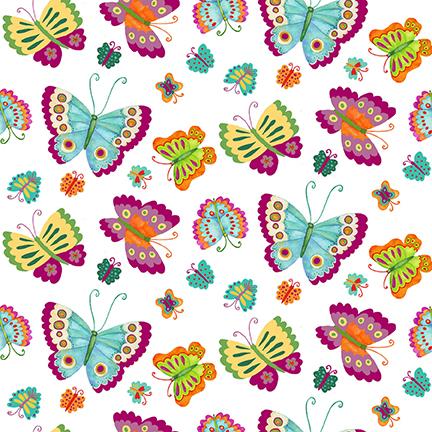 1511-14 butterflies