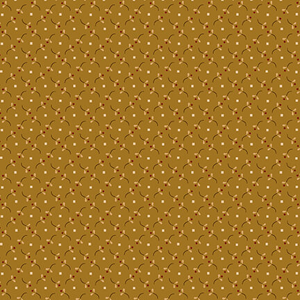 Berry Sprigs - Gold