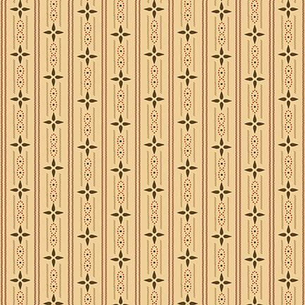 Esther's Heirloom Shirtings 1599-44 Cream