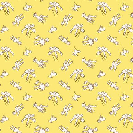 Nana Mae III - Yellow Photograhper