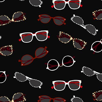 Glasses/Black: Shoe Love is True Love (Kate Mawdsley)