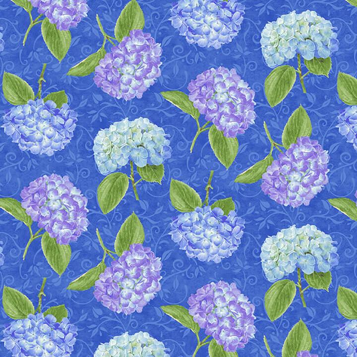 Hydrangea Birdsong Tossed Hydrangeas