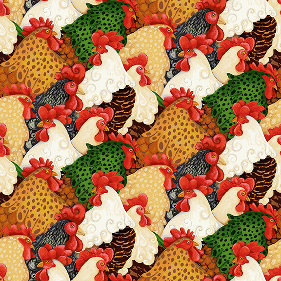 Farm Raised Packed Roosters