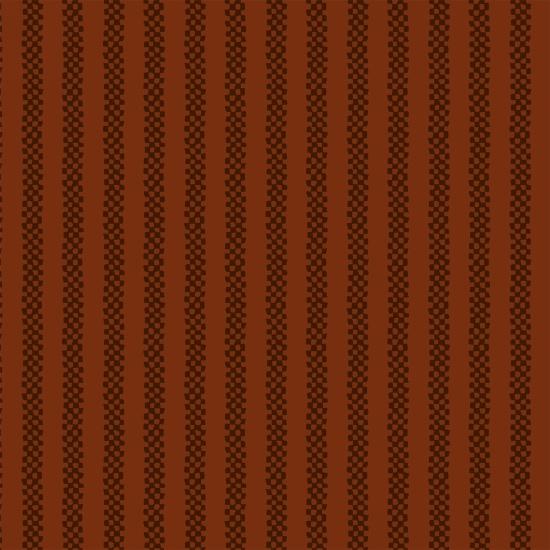 Itty Bitty Orange Stripe