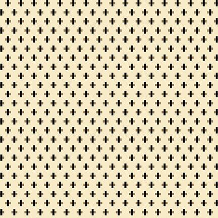 Buttermilk Winter - Cream Mini Cross