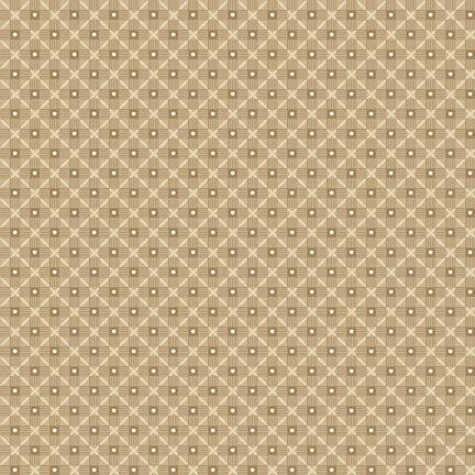 Buttermilk Winter - Cream Diamond Weave (1 2/3 yards)