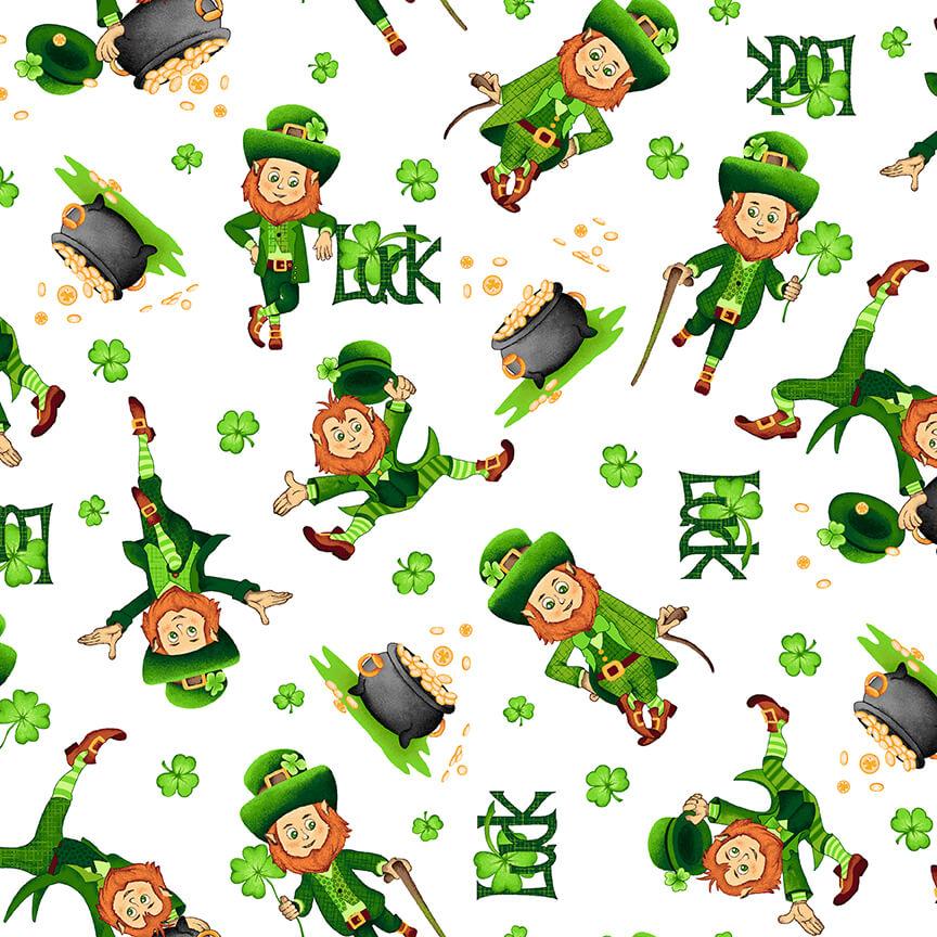 Irish Folk 2400-1 Leprechauns