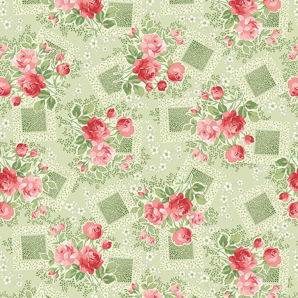 Violet's Garden 2405-66 SAGE