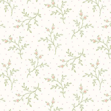 Violet's Garden 2411-36 CREAM/SAGE