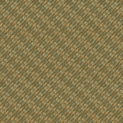 Best of Days - Green Woven Texture