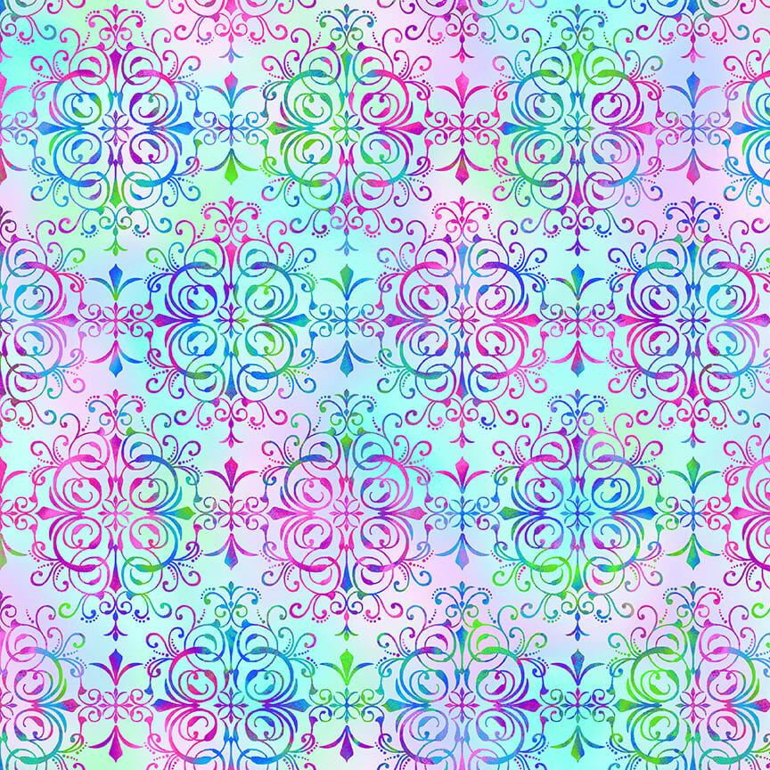 Dragonfly Garden 2465-17 Pastel