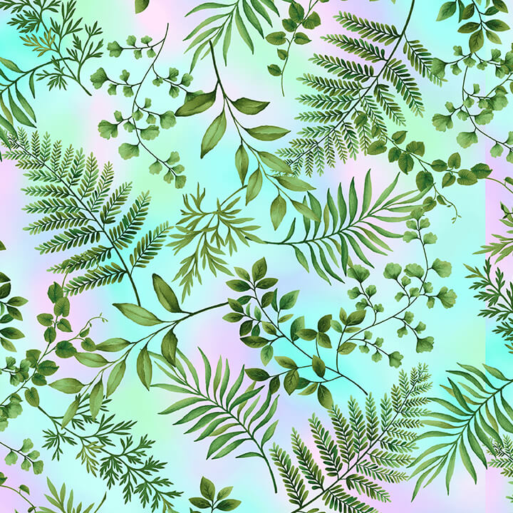 Dragonfly Garden 2468-17 Pastel