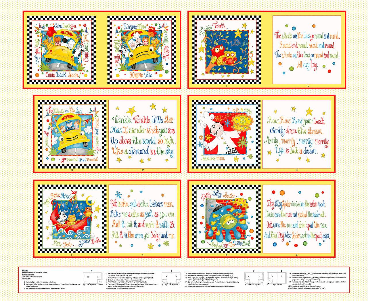 Little Readers  6163P-44