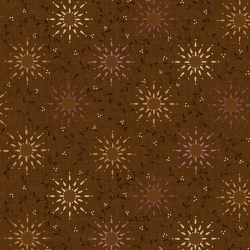 Prairie Vine 108 - Brown